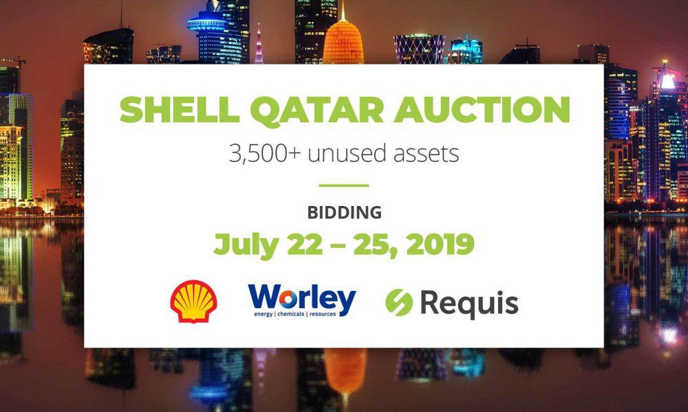Shell Qatar Auction July 22 - 25 2019